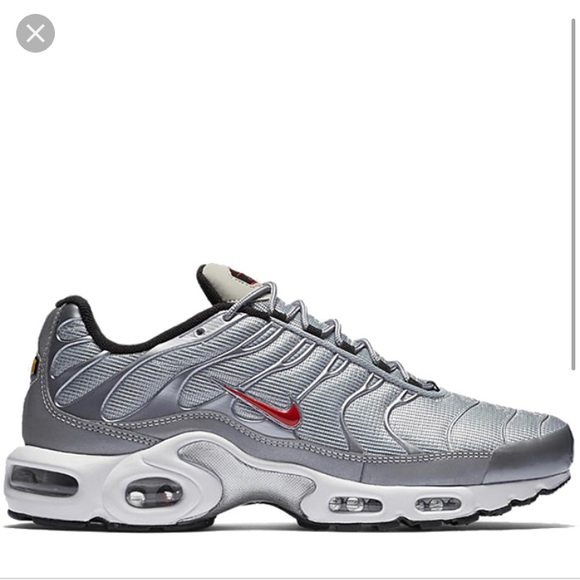 672afe9cee Nike Shoes | Air Max Plus Tn Silver Bullet | Poshmark